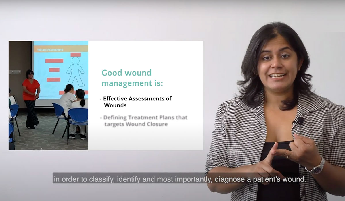 Leveraging Artificial Intelligence for Better Wound Outcomes
